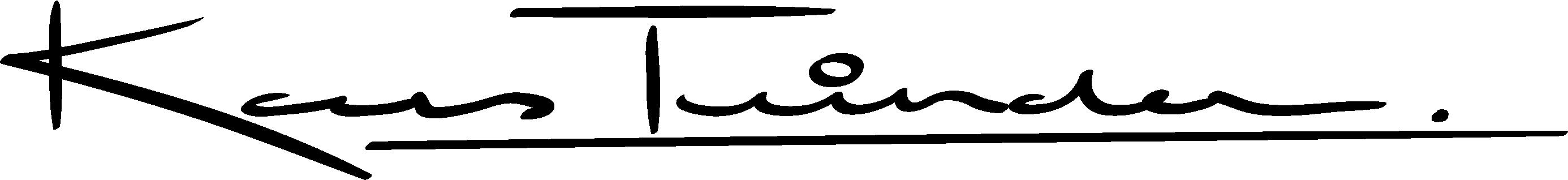 Kars Tuinder Logo